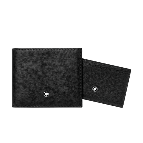 Gift Set Wallet 6cc & Pocket 2cc Black