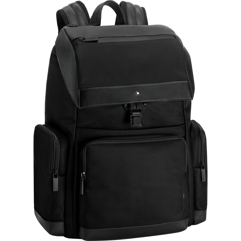 My Montblanc Nightflight Large Backpack With Flap