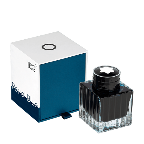 Ink Bottle 50 ml, Color of the Year, Petrol Blue