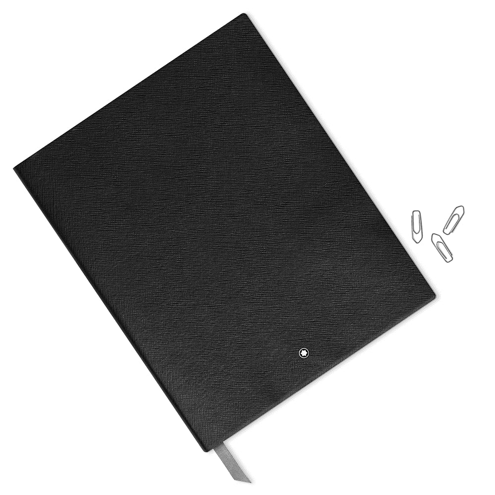 Montblanc Fine Stationery Sketch Book #149 - Black, lined