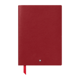 Notebook #163 Red