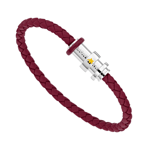 Bracelet Le Petit Prince Y3 Leather Steel