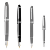 Meisterstück Platinum-Coated LeGrand Fountain Pen