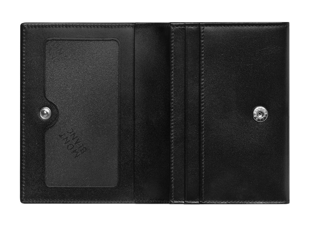 Meisterstück Business Card Holder with flap