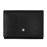 Montblanc Sartorial Business Card Holder with banknote compartment