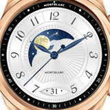 Montblanc Summit 2+ Stainless Steel Gold Colour and Leather