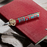 Fountain Pen Patron of Art Homage to Moctezuma I Limited Edition 888