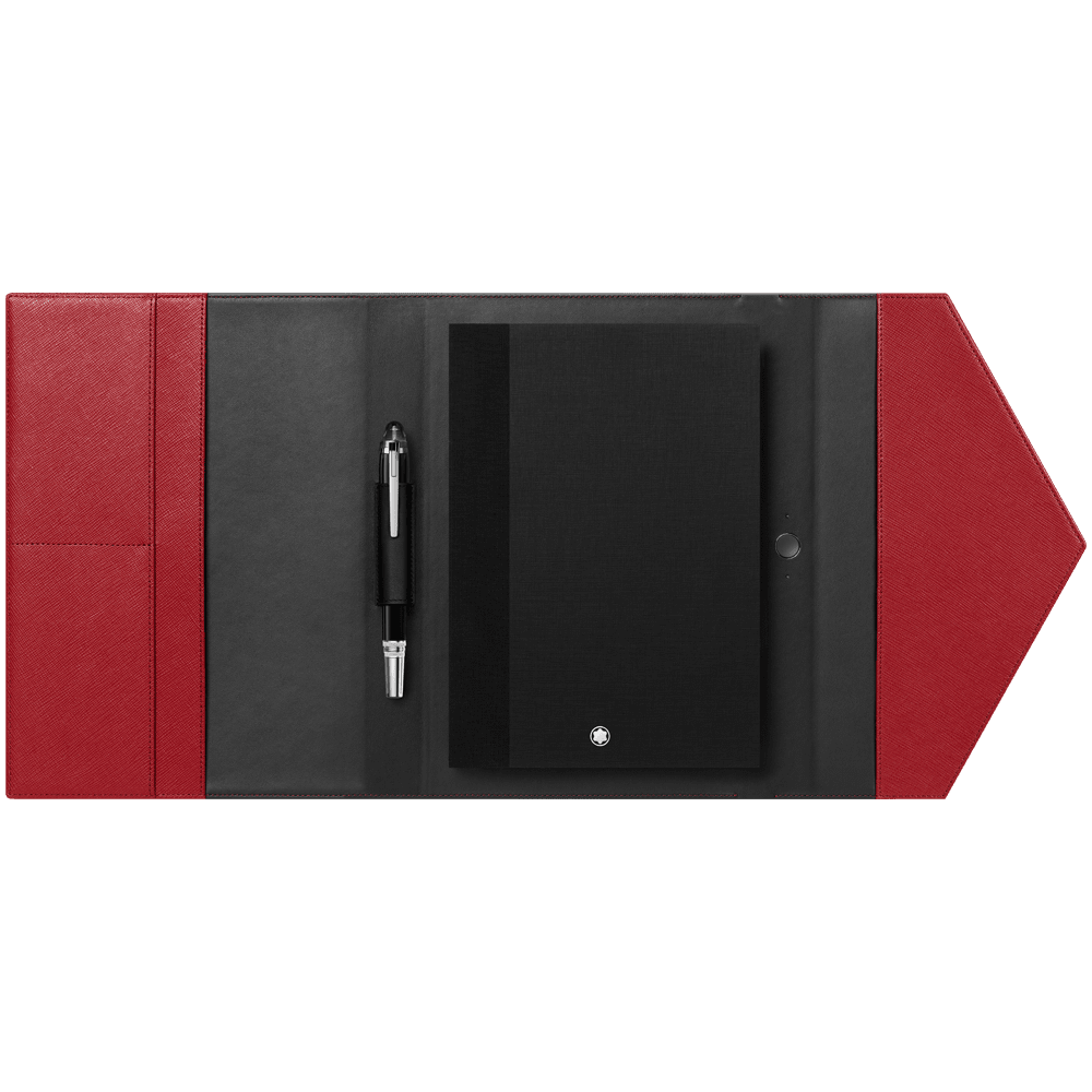 Montblanc Augmented Paper Sartorial Red
