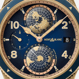 Montblanc 1858 Geosphere Messner Limited Edition - 262 pieces