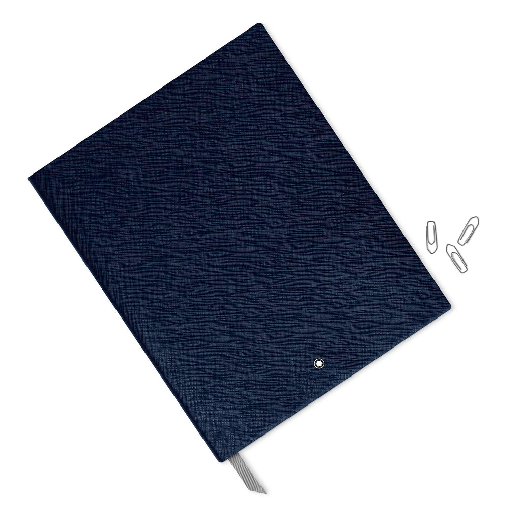 Montblanc Fine Stationery Sketch Book #149 Indigo, lined