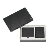 Gift Set Wallet 6cc and Business Card Holder with View
