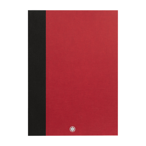 Montblanc Fine Stationery 2 Notebooks #146 Slim, Red, blank for Augmented Paper