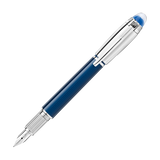 StarWalker Blue Planet Metal Doué Fountain Pen