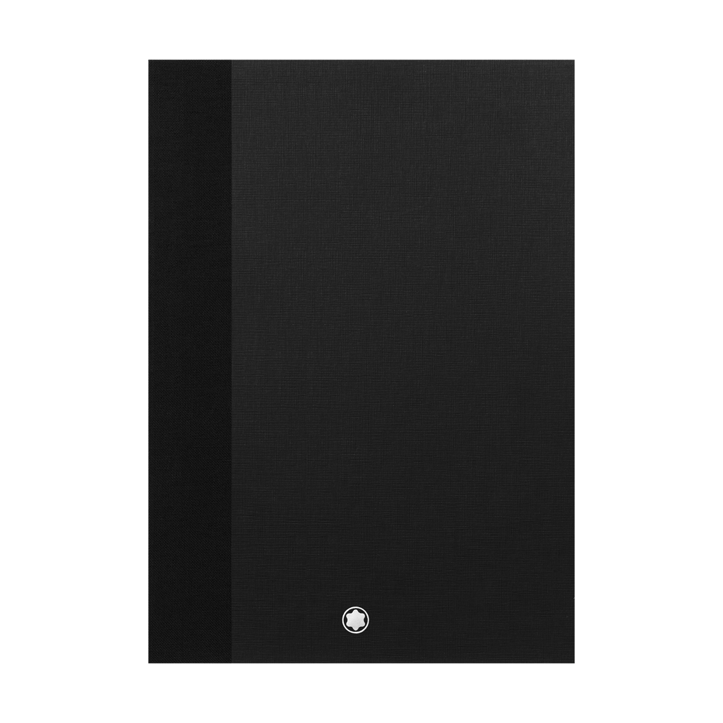 2 Montblanc Fine Stationery Notebooks #146 Slim, black, lined for Augmented Paper