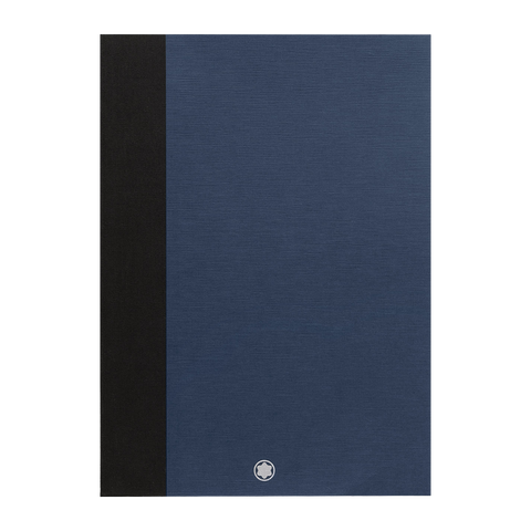 Montblanc Fine Stationery 2 Notebooks #146 Slim, Blue, blank for Augmented Paper