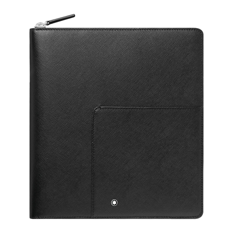 Montblanc Sartorial Notebook Holder with external pocket