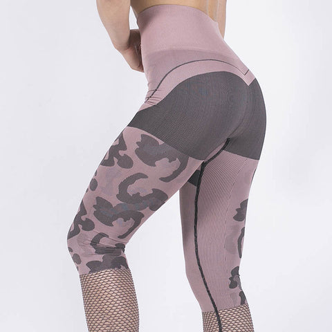 Gym Camouflage Leggings - Military-Equipment-Shop