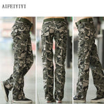 Women Military Camouflage Cargo Pants - Military-Equipment-Shop