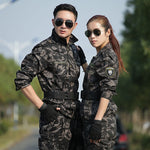 Military green camouflage uniform set - Military-Equipment-Shop