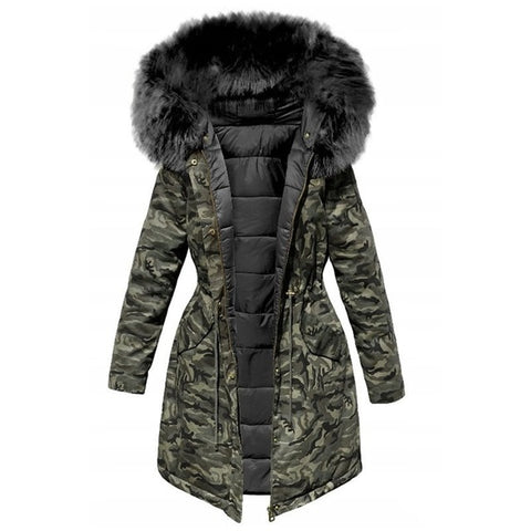 Camouflage Winter Parka - Military-Equipment-Shop