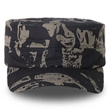 Military field cap green camouflage - Military-Equipment-Shop