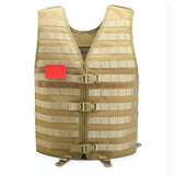 Tactical military vest - Military-Equipment-Shop