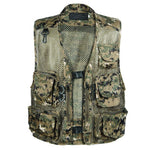 Tactical military casual vest - Military-Equipment-Shop