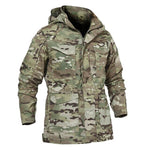 Military camouflage parka - Military-Equipment-Shop