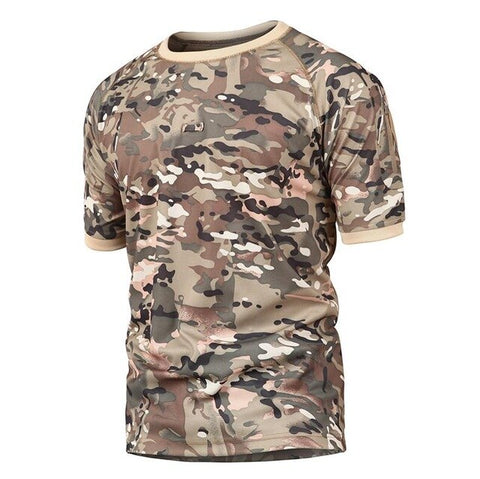 Short sleeve army T-Shirt - Military-Equipment-Shop