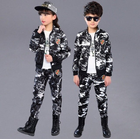 Children camouflage tracksuits - Military-Equipment-Shop