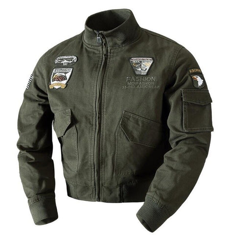 U.S. Air Force Military Jacket - Military-Equipment-Shop
