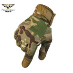 Military Tactical Camouflage Gloves - Military-Equipment-Shop