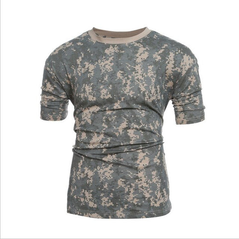 Camouflage T-Shirt - Military-Equipment-Shop