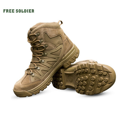 FREE SOLDIER Outdoor Tactical Boots - Military-Equipment-Shop