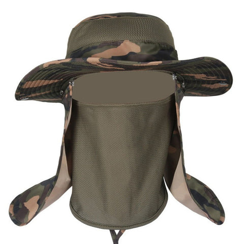 Jungle hat with insect protection - Military-Equipment-Shop