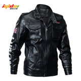 Pilots leather jacket - Military-Equipment-Shop
