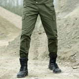 Tactical military army green pants - Military-Equipment-Shop