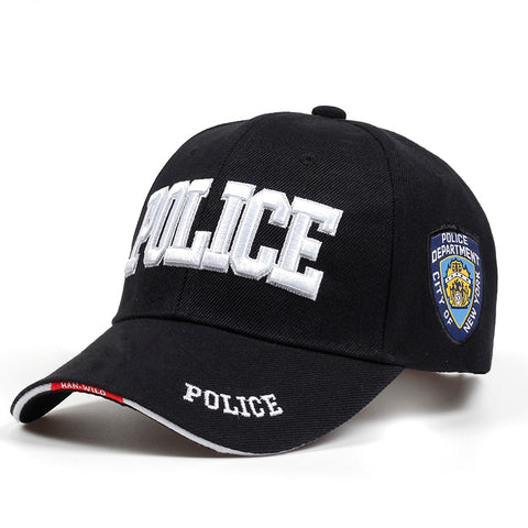 Tactical military cap Police New York - Military-Equipment-Shop