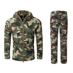 Military tactical softshell uniform set - Military-Equipment-Shop
