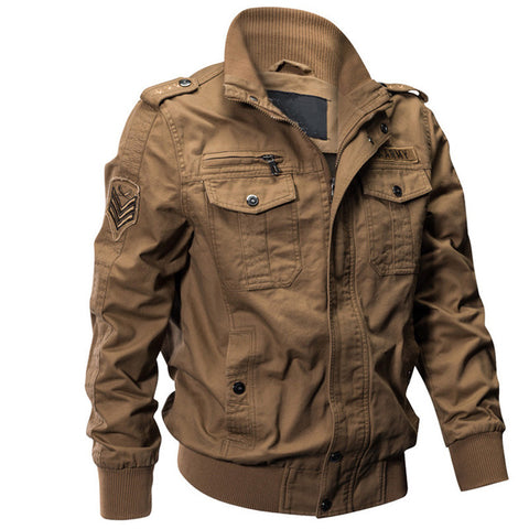 Pilot jacket - Military-Equipment-Shop