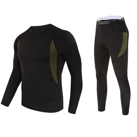 Fleece Thermal Underwear - Military-Equipment-Shop