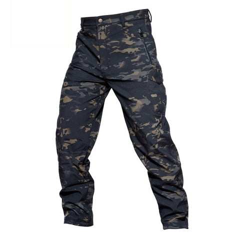 Tactical military soft shell pants - Military-Equipment-Shop