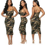 Woodland camouflage dress for woman - Military-Equipment-Shop