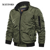 Military Bomber Jacket - Military-Equipment-Shop