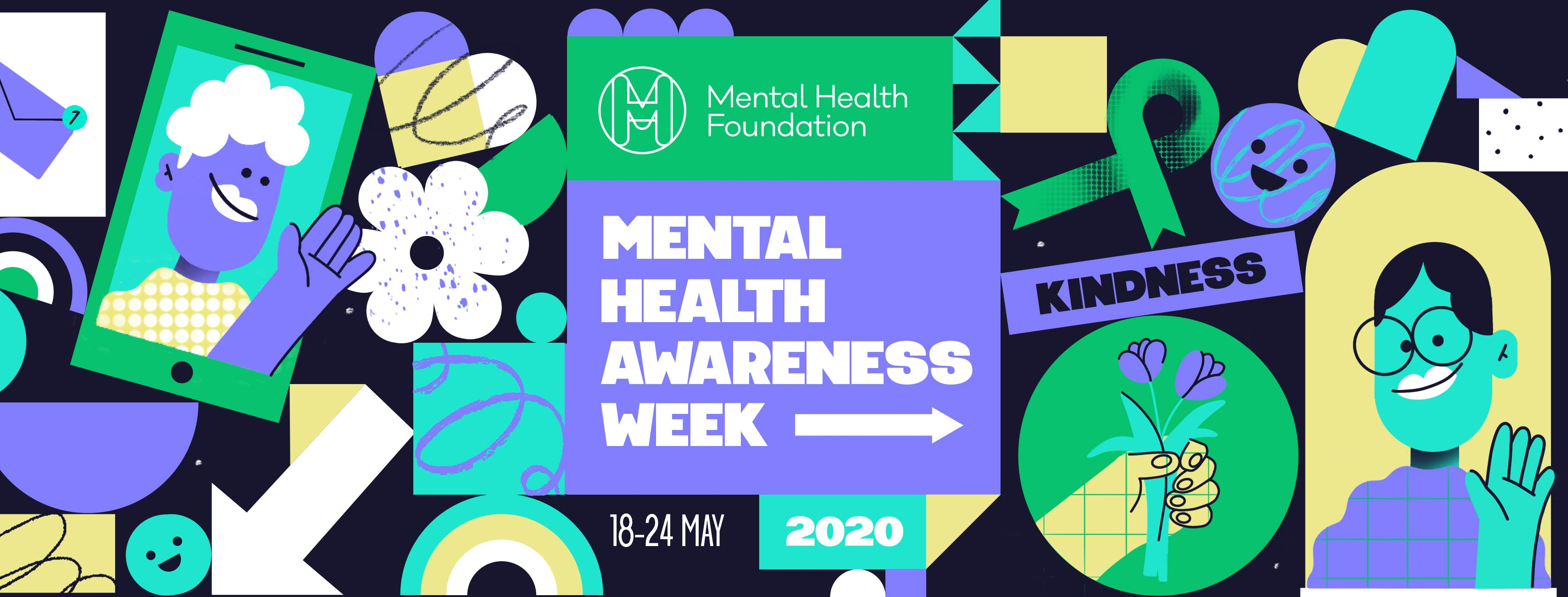 Mental Health Awareness Week 2020 logo
