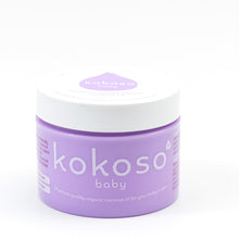 Load image into Gallery viewer, Kokoso Organic Coconut Oil - Purple Container with White Lid
