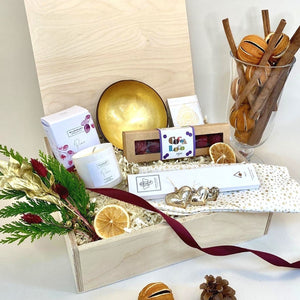 The Festive Deluxe Gift Hamper