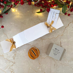 Natural Beauty Re-Usable Christmas Cracker / Stocking Filler
