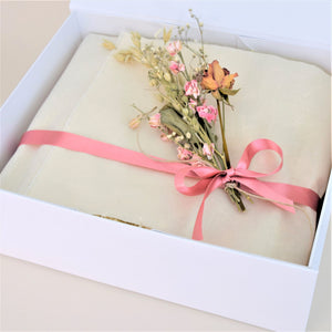 Amala Curations Good Vibes Deluxe Box Gift Wrapping