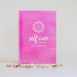 Pink Happi Empire Self Care Playbook - mind shifting exercises to feel peaceful, empowered and free